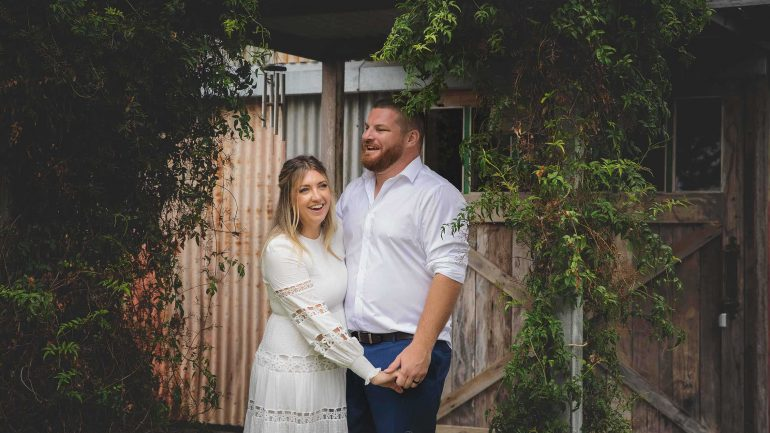 candid wedding photographer Byron Bay
